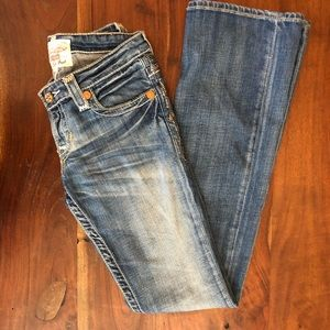 Big Star Liv Slim Bootcut Jeans
